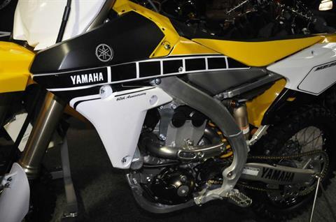 2016 Yamaha YZ250F 60th Anniversary Yellow / Black in Roseville, California