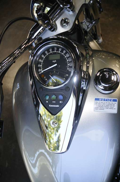 2016 Kawasaki Vulcan 900 Classic in Roseville, California