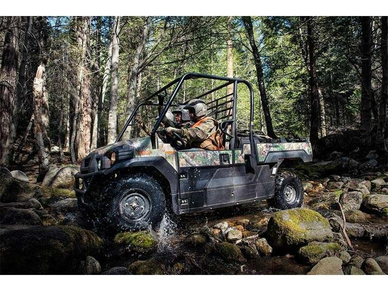 2016 Kawasaki Mule PRO-FX EPS Camo in Roseville, California