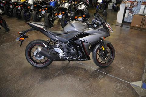 2016 Yamaha YZF-R3 in Roseville, California