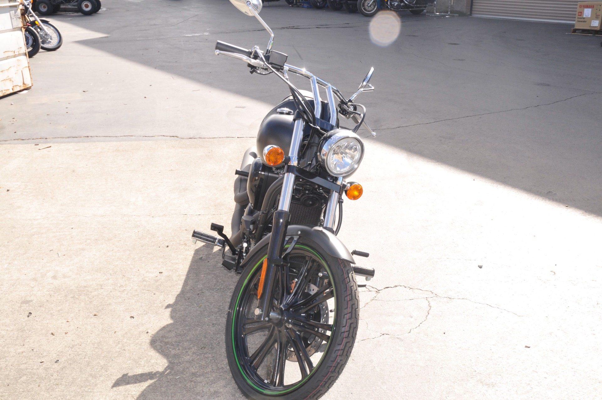 2017 Kawasaki Vulcan 900 Custom in Roseville, California