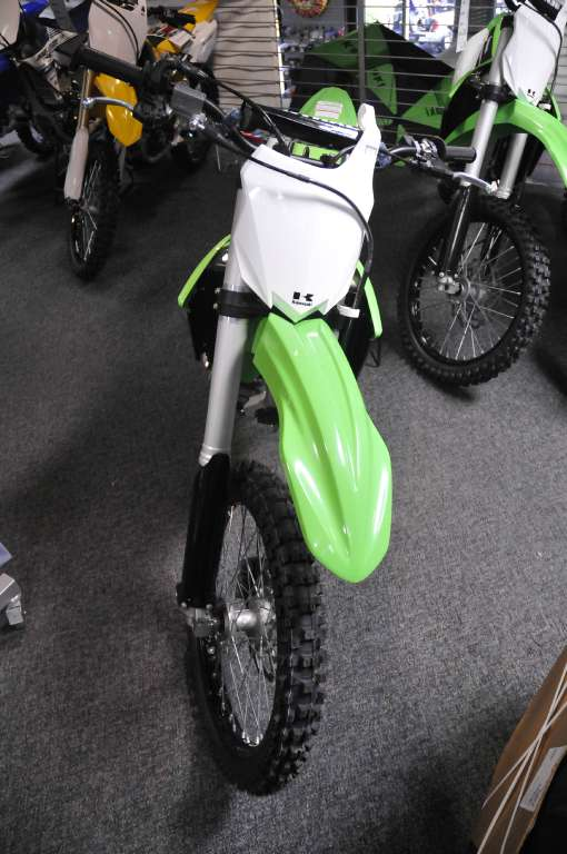 2016 Kawasaki KX250F in Roseville, California