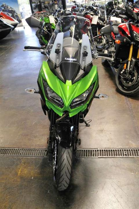 2015 Kawasaki Versys® 650 ABS in Roseville, California