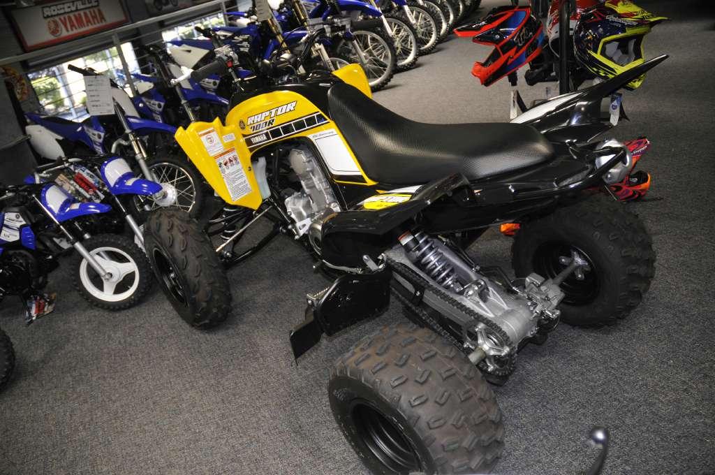 2016 Yamaha Raptor 700R SE in Roseville, California