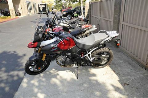 2014 Suzuki V-Strom 1000 ABS in Roseville, California