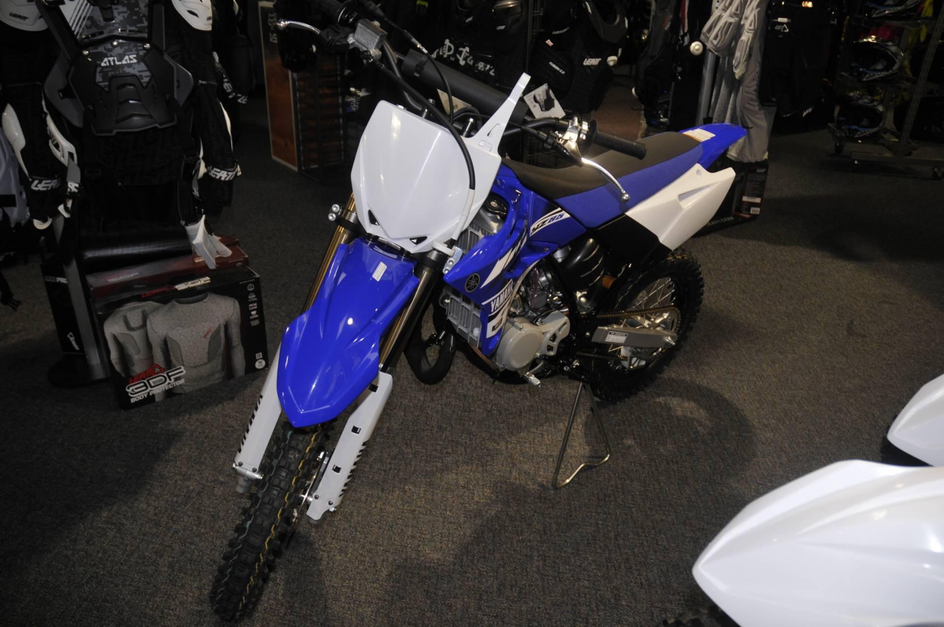 2017 Yamaha YZ85 in Roseville, California
