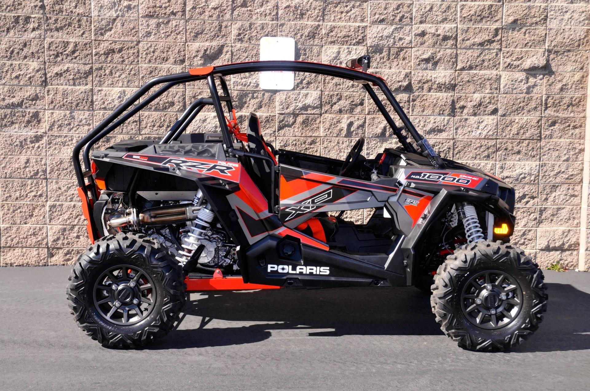 2017 Polaris RZR XP 1000 EPS in Roseville, California