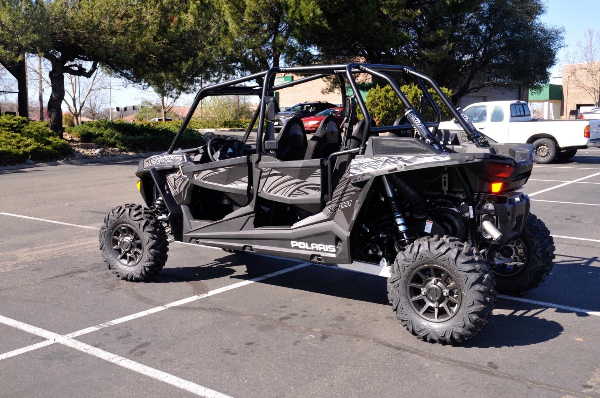 2017 Polaris RZR XP 4 Turbo EPS in Roseville, California
