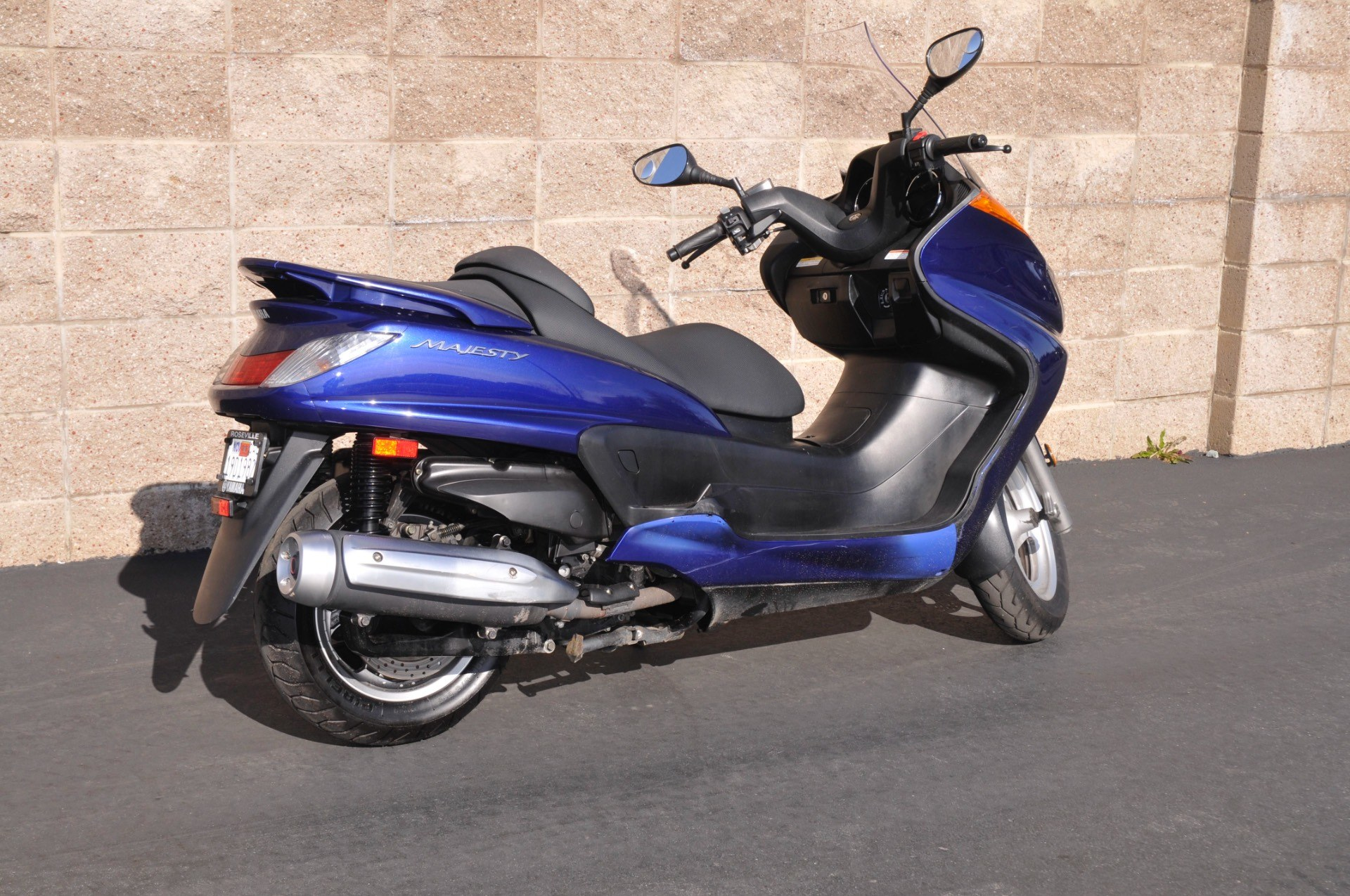 2005 Yamaha Majesty in Roseville, California