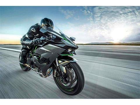 2016 Kawasaki Ninja H2R in Roseville, California