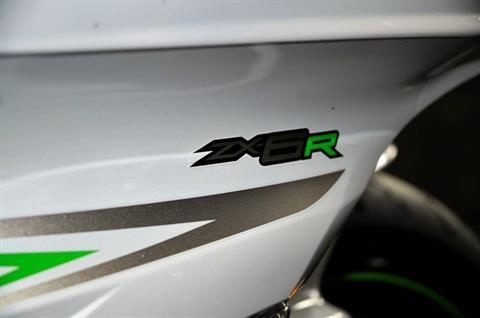 2017 Kawasaki NINJA ZX-6R in Roseville, California