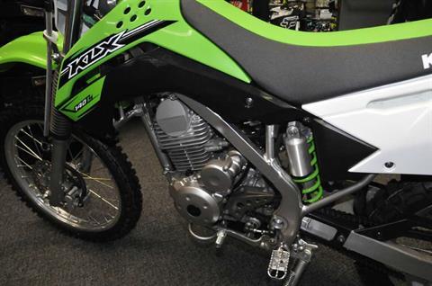 2016 Kawasaki KLX140L in Roseville, California