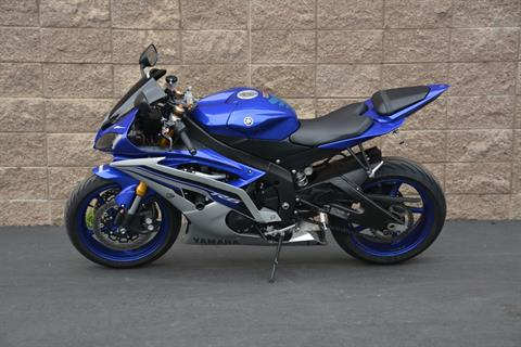 2016 Yamaha YZF-R6 in Roseville, California