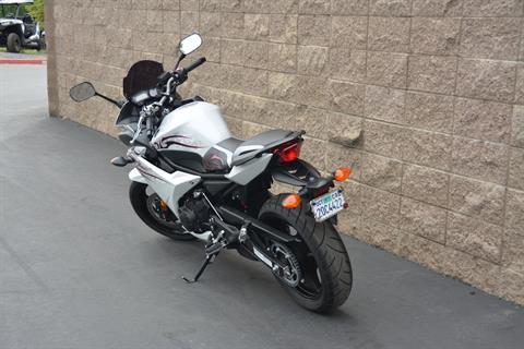 2009 Yamaha FZ6R in Roseville, California