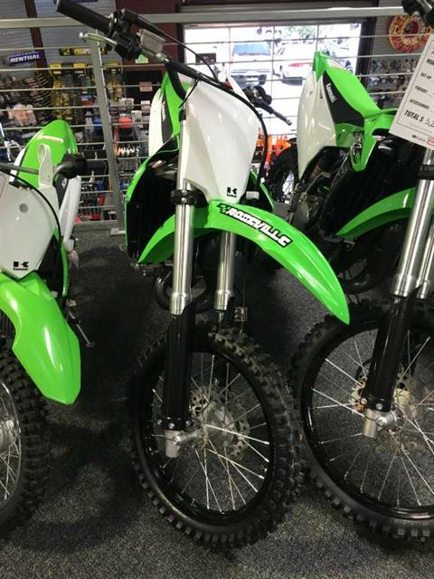 2016 Kawasaki KX85 in Roseville, California