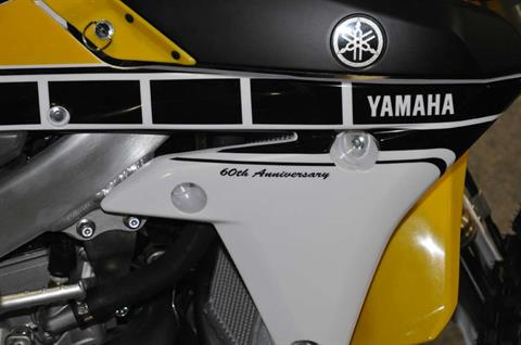 2016 Yamaha YZ450F 60th Anniversary Yellow / Black in Roseville, California