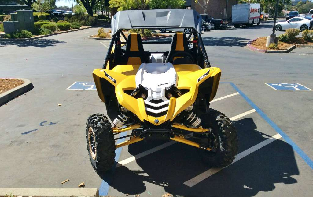 2016 Yamaha YXZ1000R SE in Roseville, California