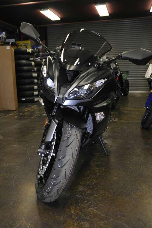 2016 Kawasaki Ninja ZX-6R ABS in Roseville, California