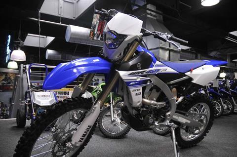 2016 Yamaha WR450F in Roseville, California