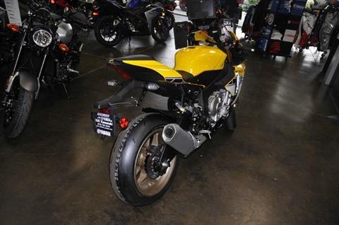 2016 Yamaha YZF-R1 60th Anniversary Yellow in Roseville, California