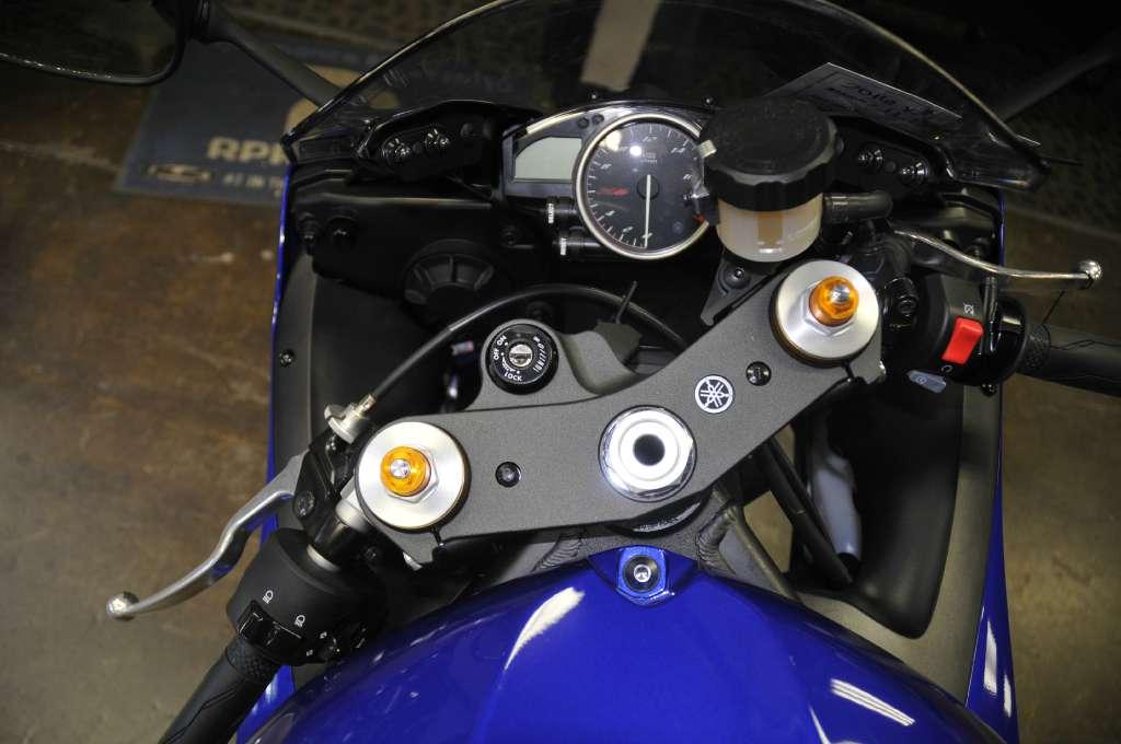 2016 Yamaha YZF-R6 in Roseville, California