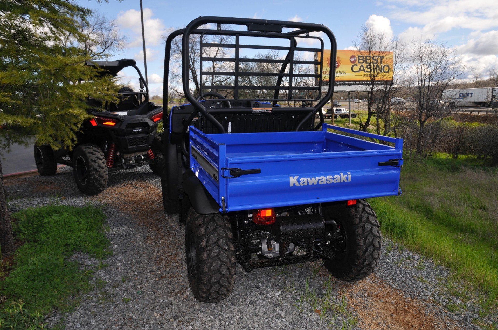 2017 Kawasaki Mule SX 4x4 XC in Roseville, California