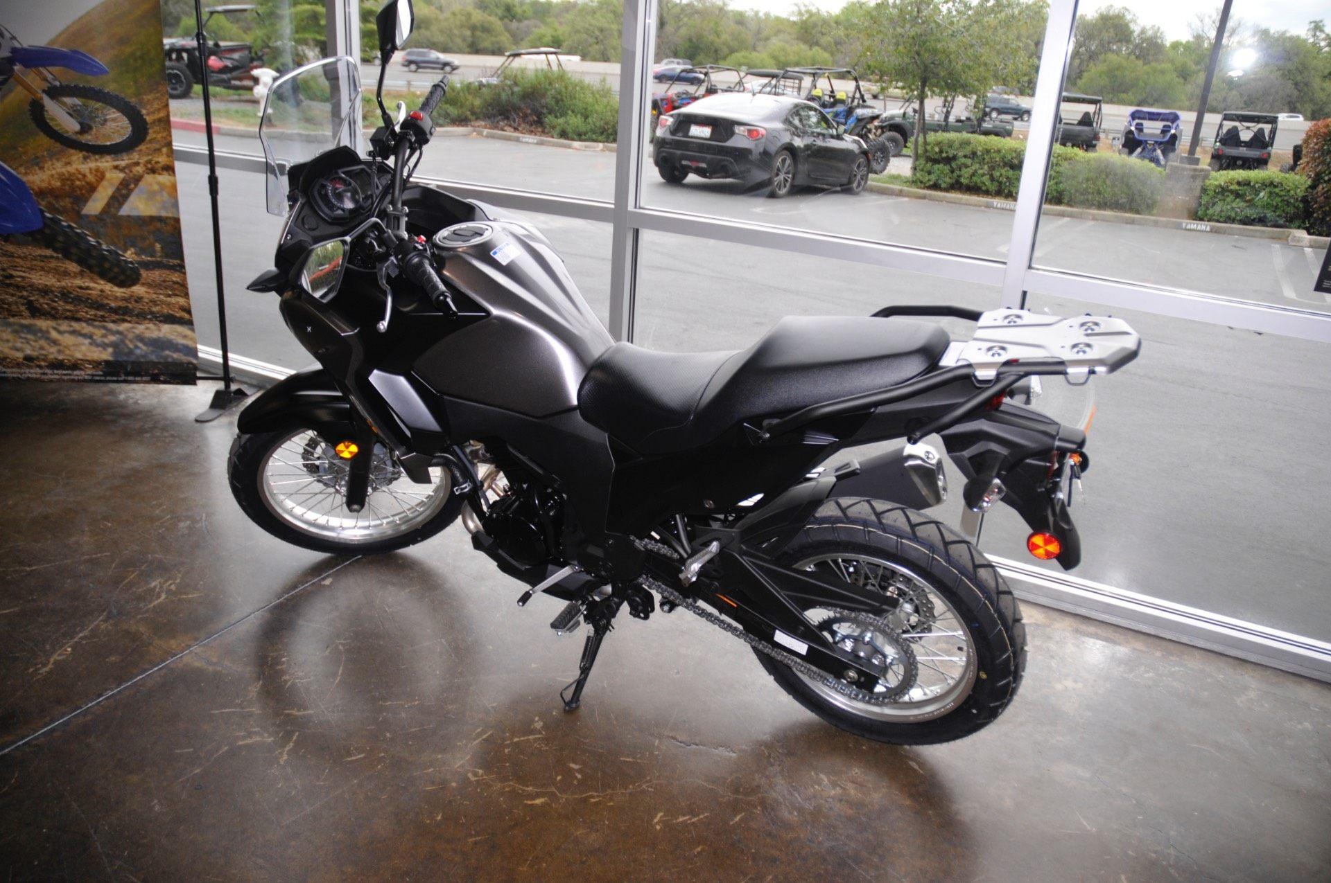 2017 Kawasaki Versys-X 300 ABS in Roseville, California
