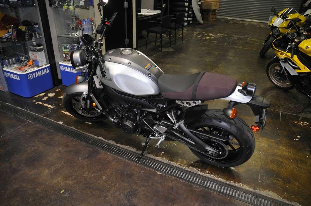 2016 Yamaha XSR900 in Roseville, California