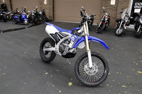 2017 Yamaha YZ450FX in Roseville, California