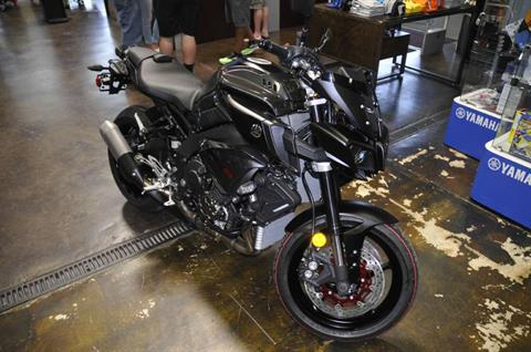2017 Yamaha FZ-10 in Roseville, California