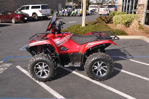 2016 Yamaha Grizzly EPS LE in Roseville, California