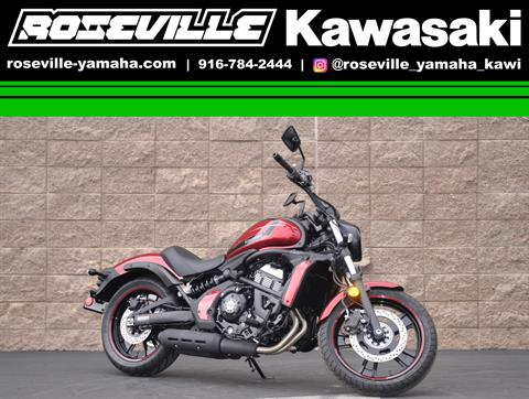 2017 Kawasaki Vulcan S ABS SE in Roseville, California