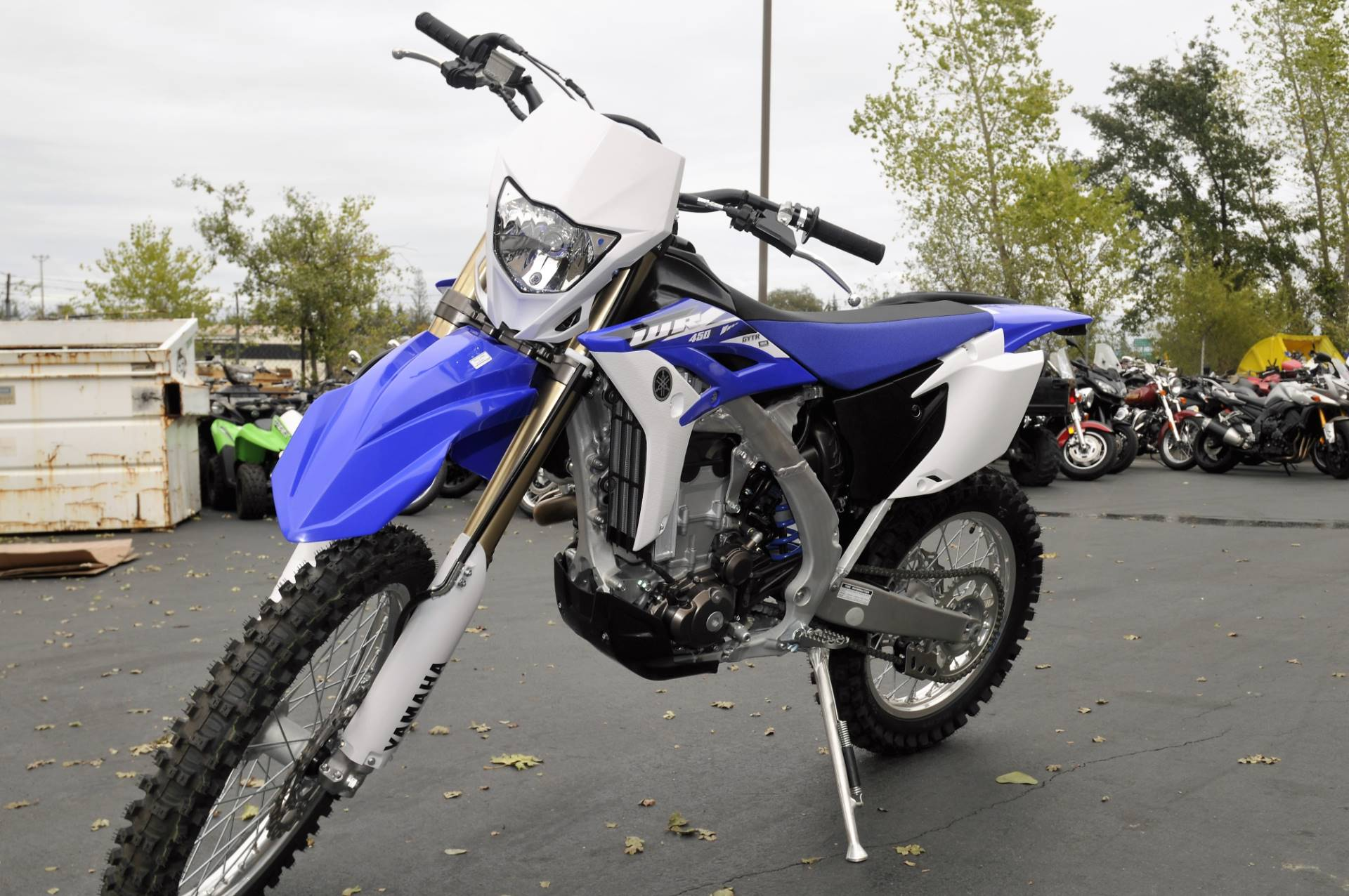 2015 Yamaha WR450F in Roseville, California