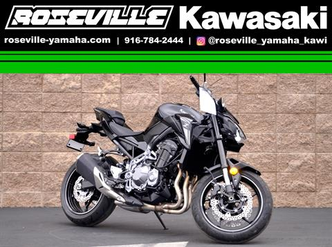 2017 Kawasaki Z900 ABS in Roseville, California