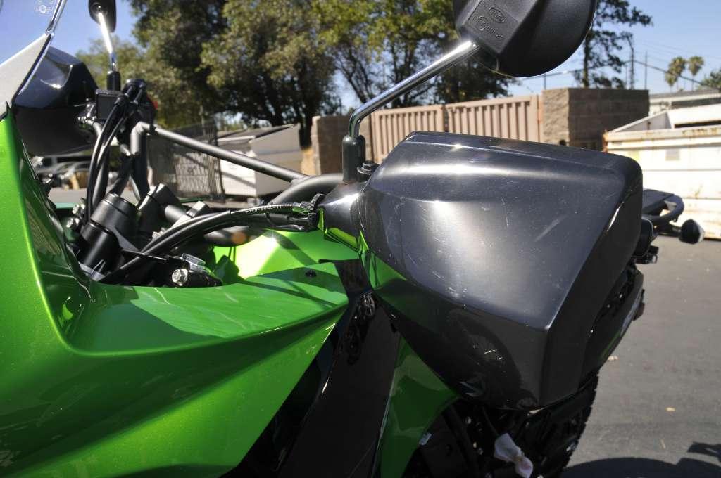 2016 Kawasaki KLR 650 in Roseville, California
