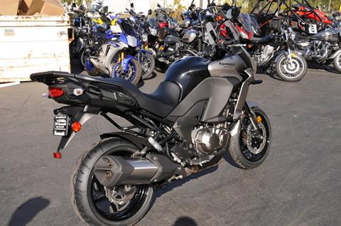2016 Kawasaki Versys 1000 LT in Roseville, California