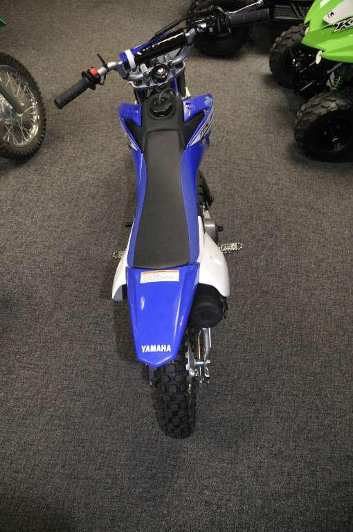 2016 Yamaha TT-R110E in Roseville, California