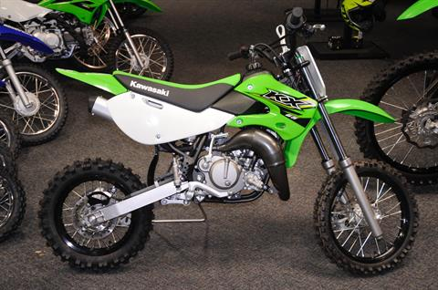 2017 Kawasaki KX65 in Roseville, California