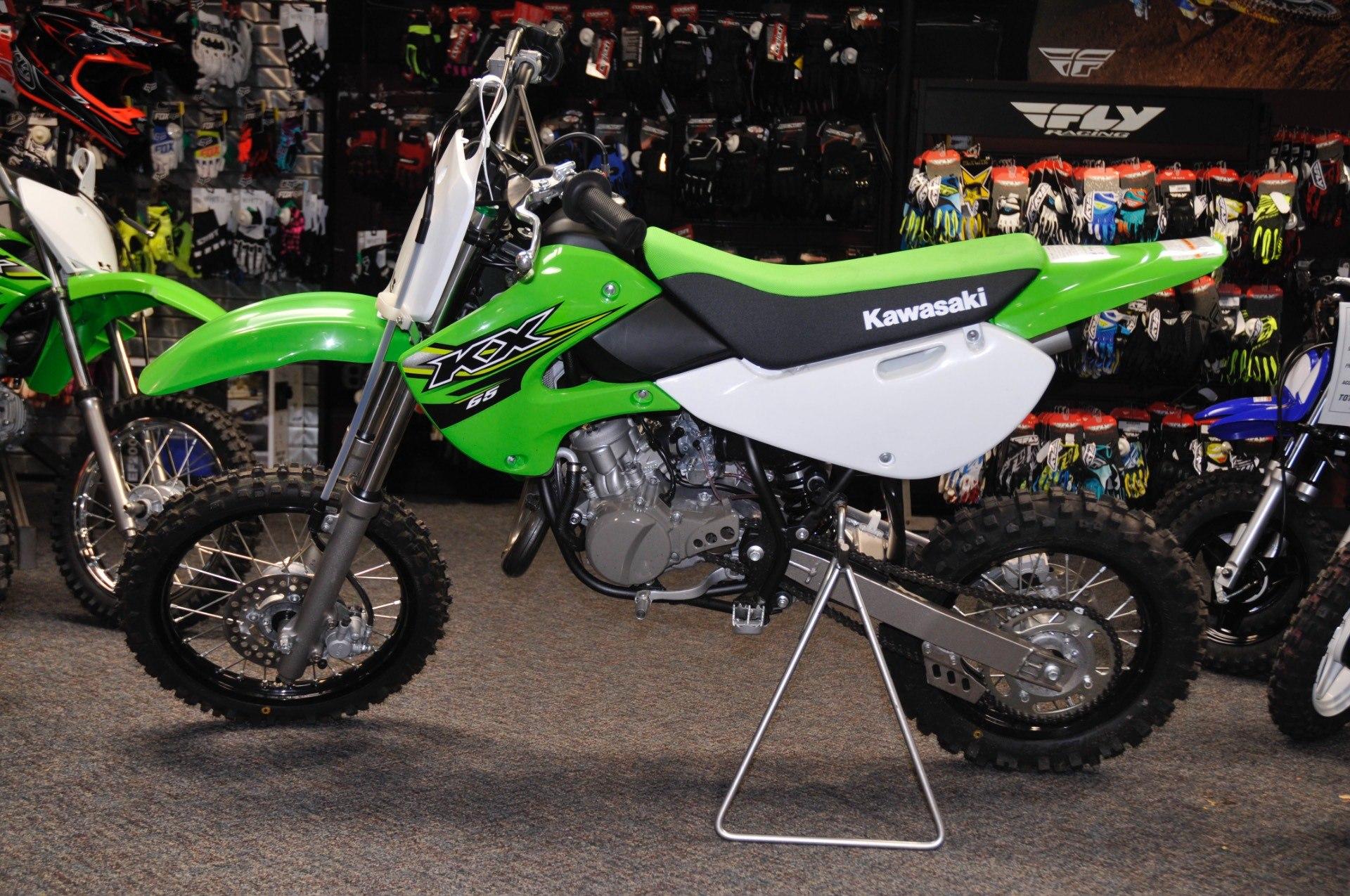 2017 Kawasaki KX65 in Roseville, California