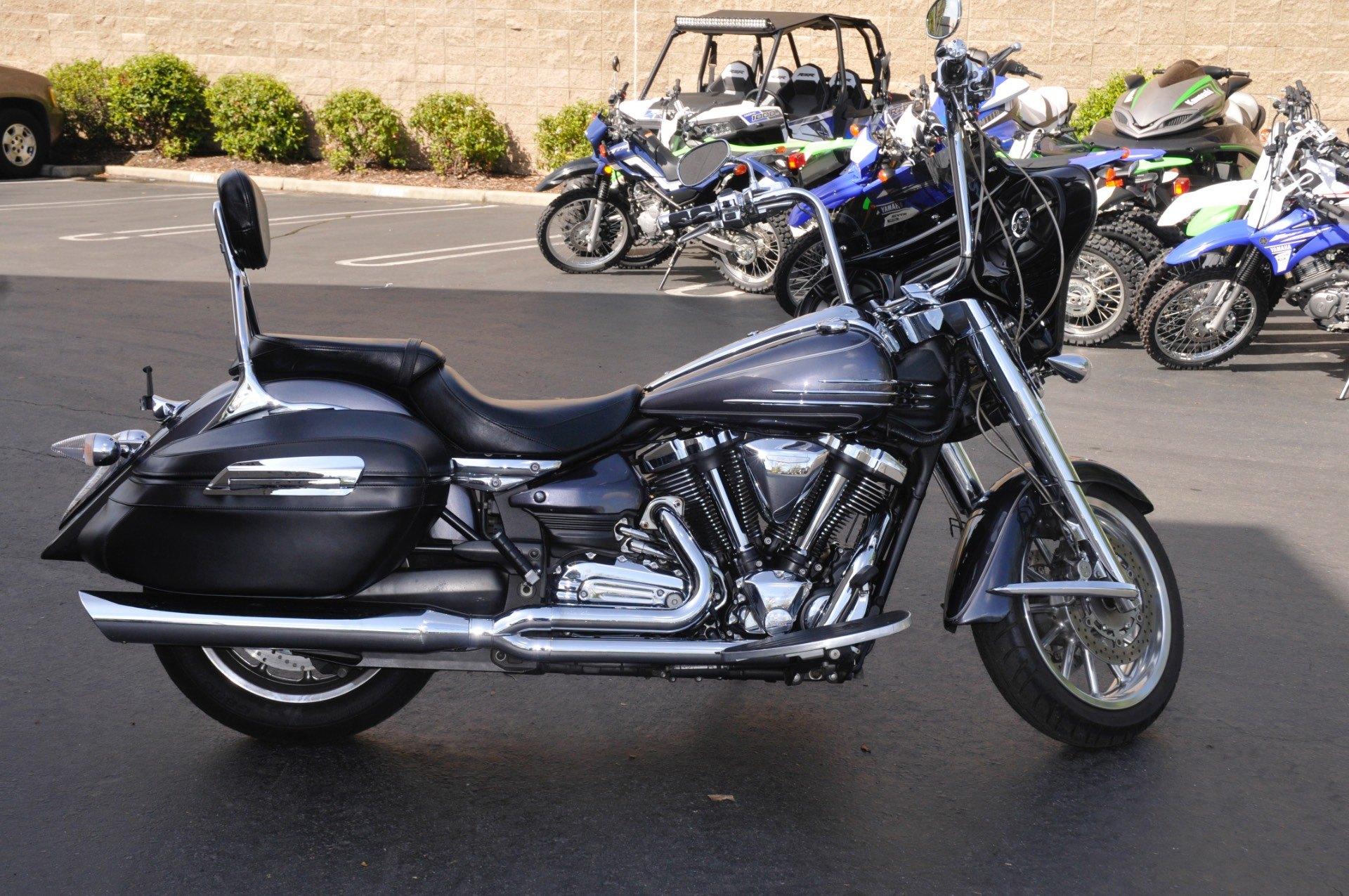 2007 Yamaha Stratoliner S in Roseville, California
