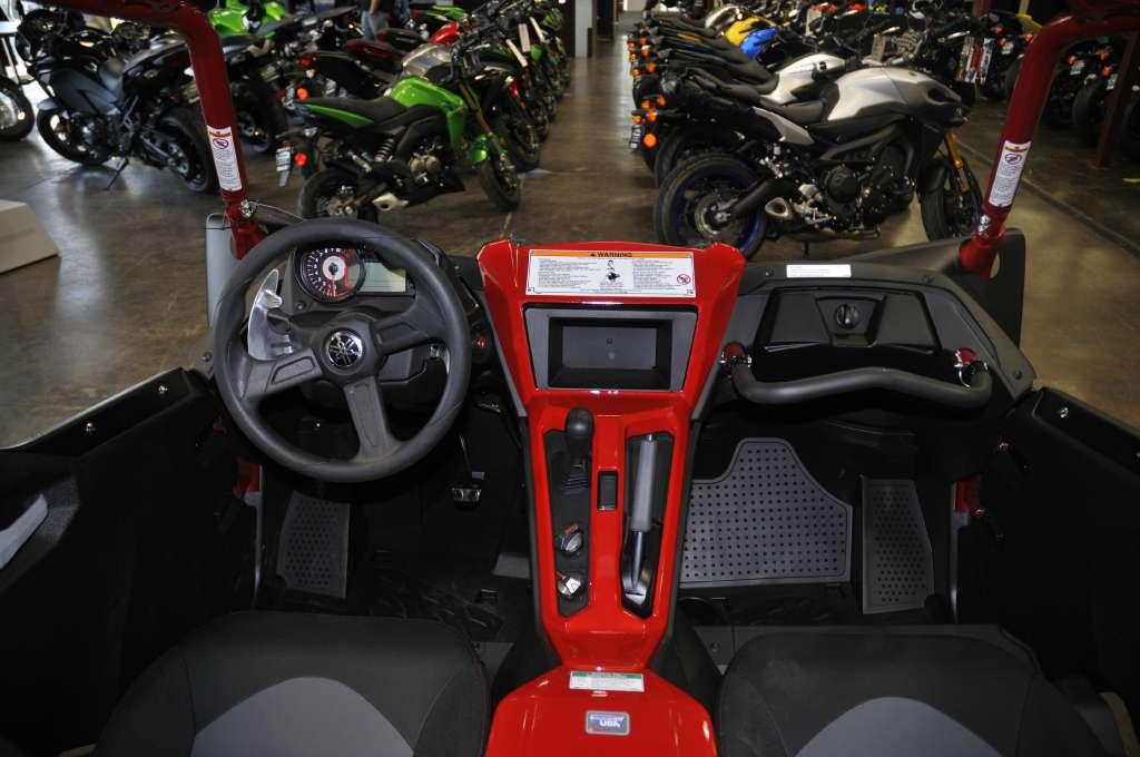 2017 Yamaha YXZ1000R SS SE in Roseville, California