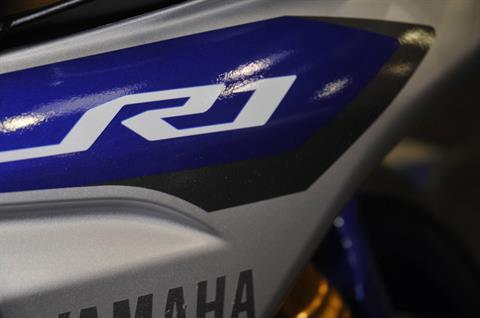 2015 Yamaha YZF-R1 in Roseville, California