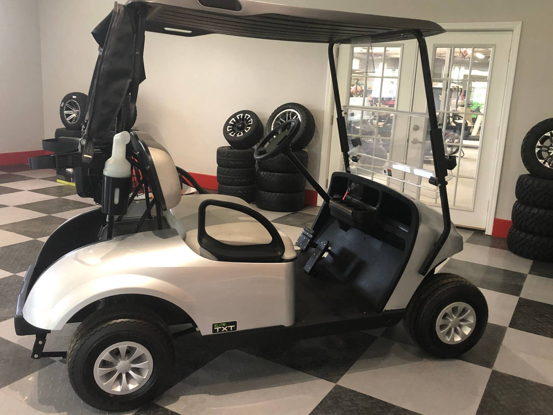 2019 E-Z-GO TXT Elite in Binghamton, New York - Photo 1
