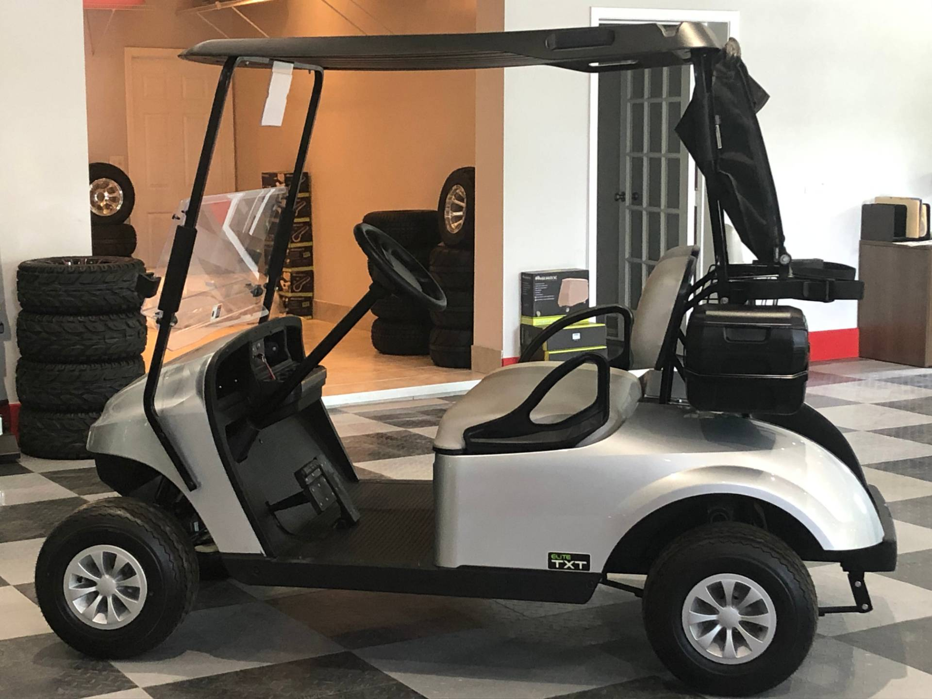 2019 E-Z-GO TXT Elite in Binghamton, New York - Photo 3