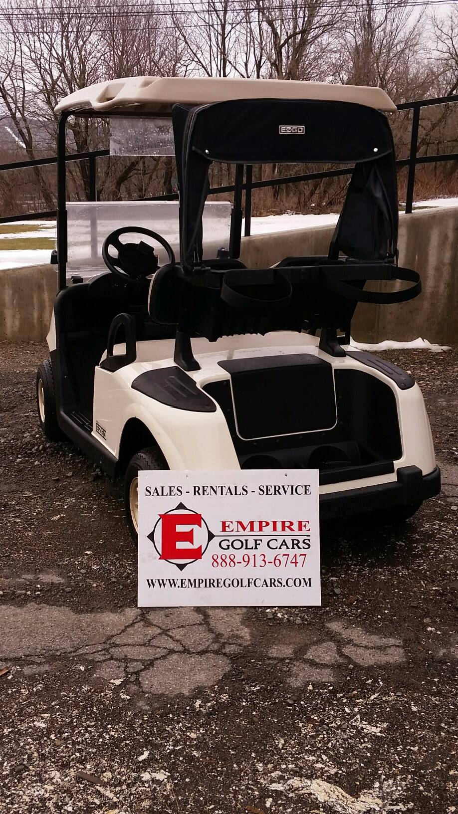 2012 E-Z-Go RXV in Binghamton, New York