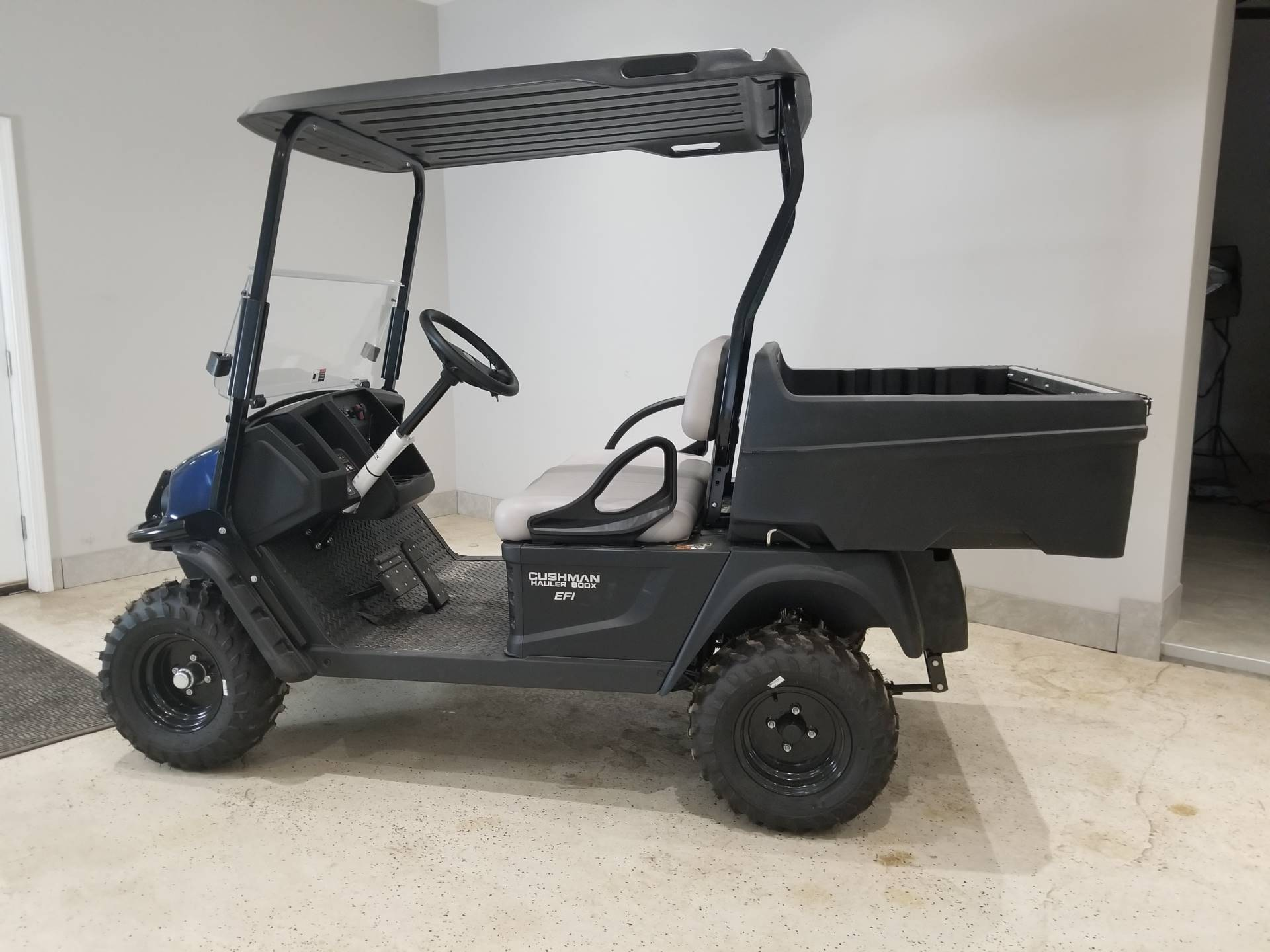 2019 Cushman Hauler 800X EFI Gas in Binghamton, New York - Photo 2