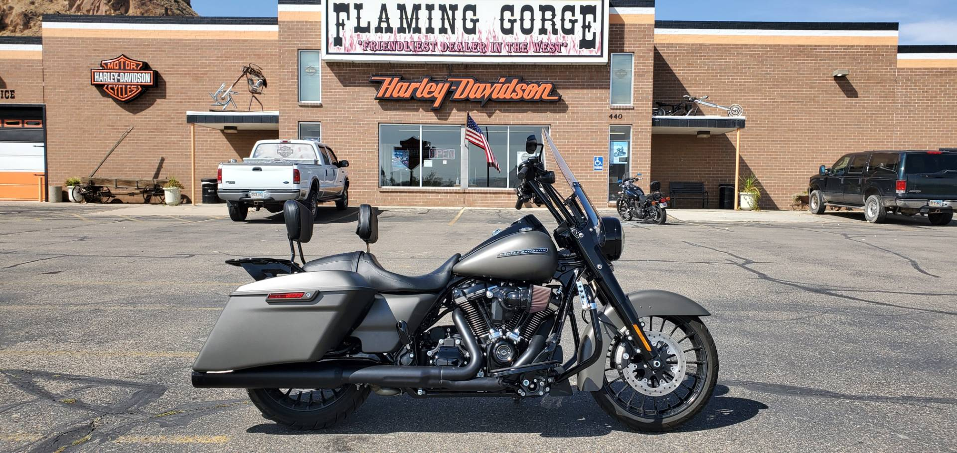2018 Harley-Davidson Road King® Special in Green River, Wyoming - Photo 1