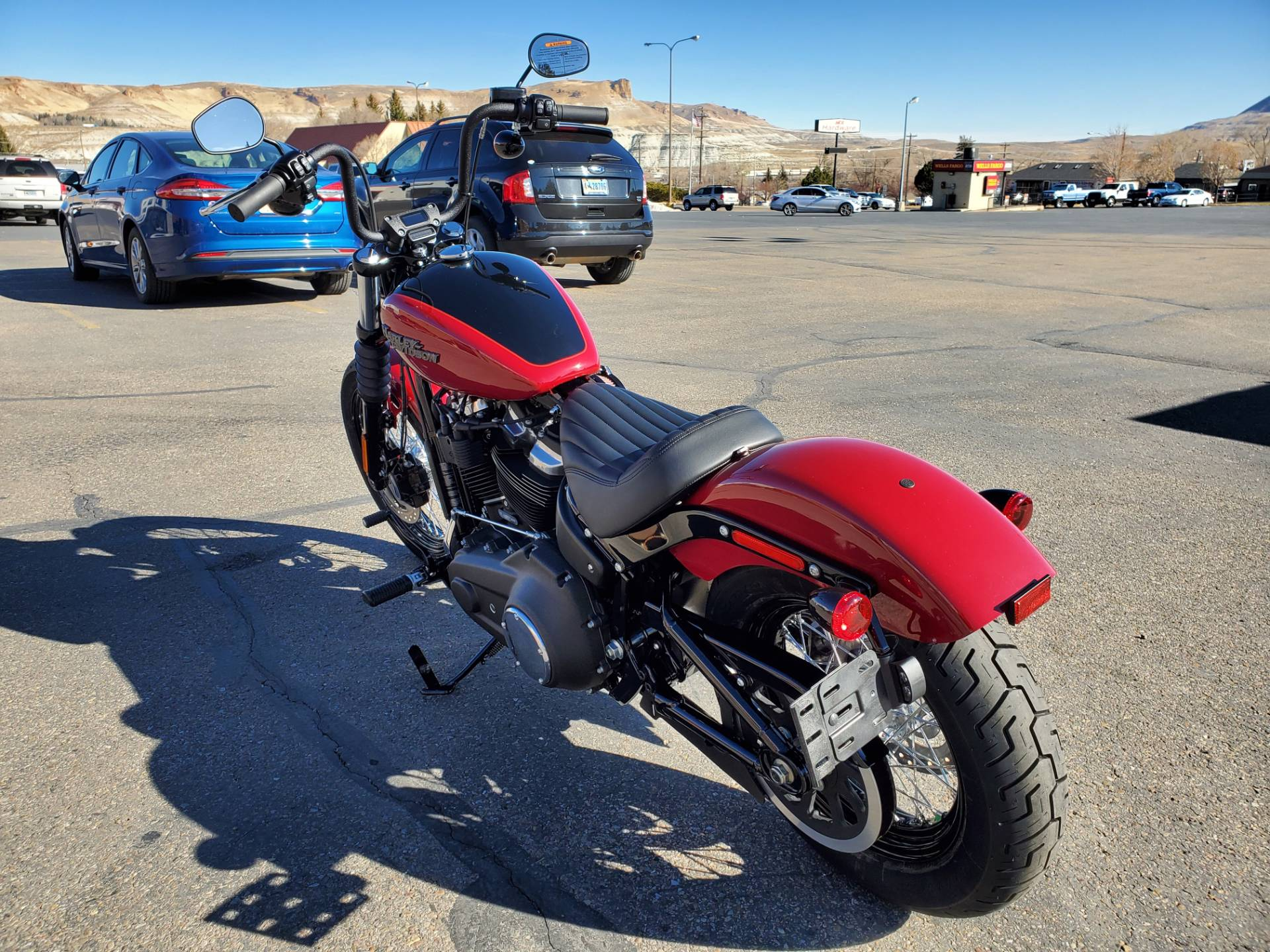 2020 Harley-Davidson Street Bob® in Green River, Wyoming - Photo 4