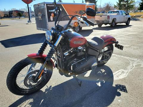 2020 Harley-Davidson Street Bob® in Green River, Wyoming - Photo 6