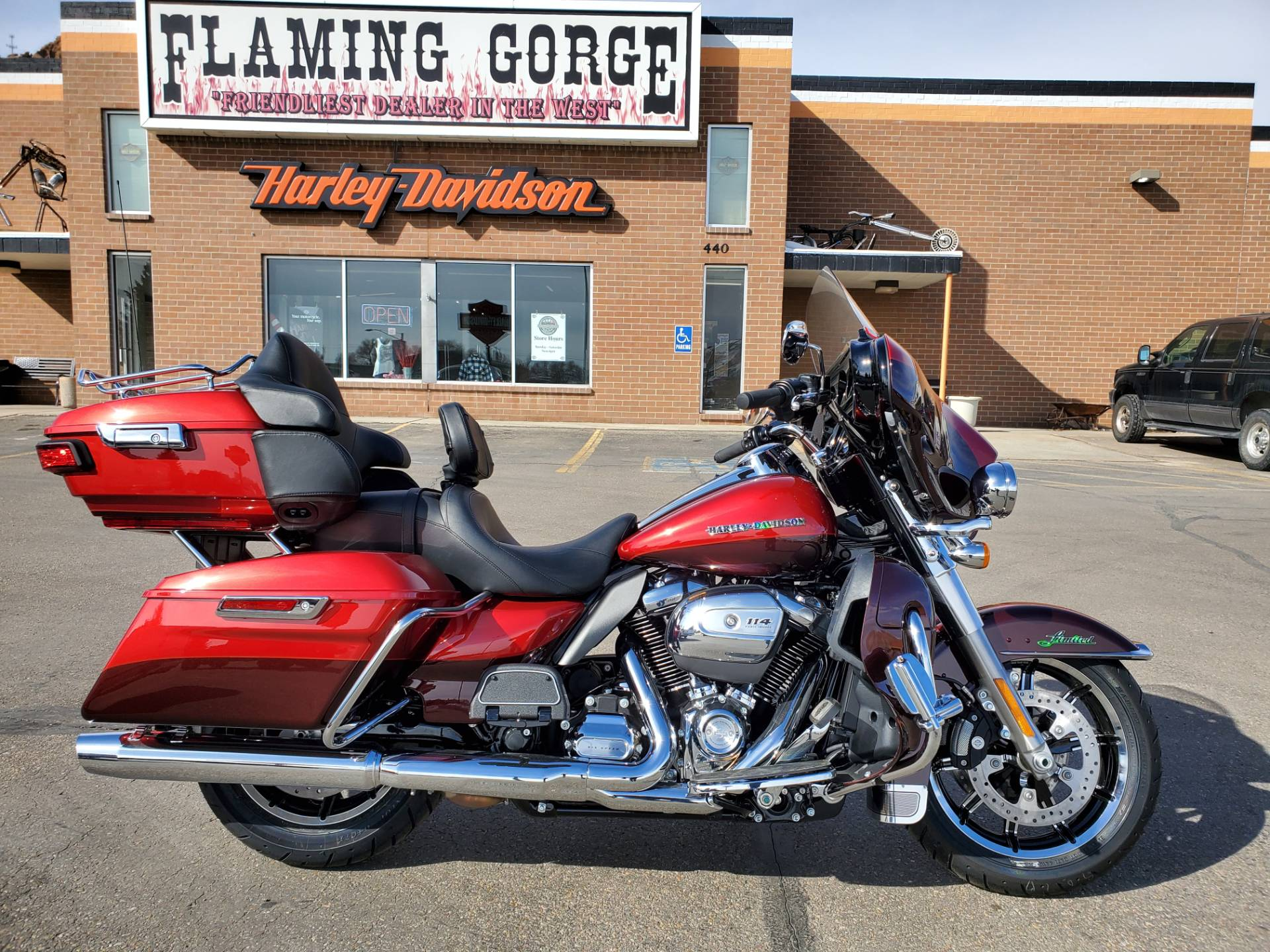 2019 Harley-Davidson Ultra Limited in Green River, Wyoming - Photo 1